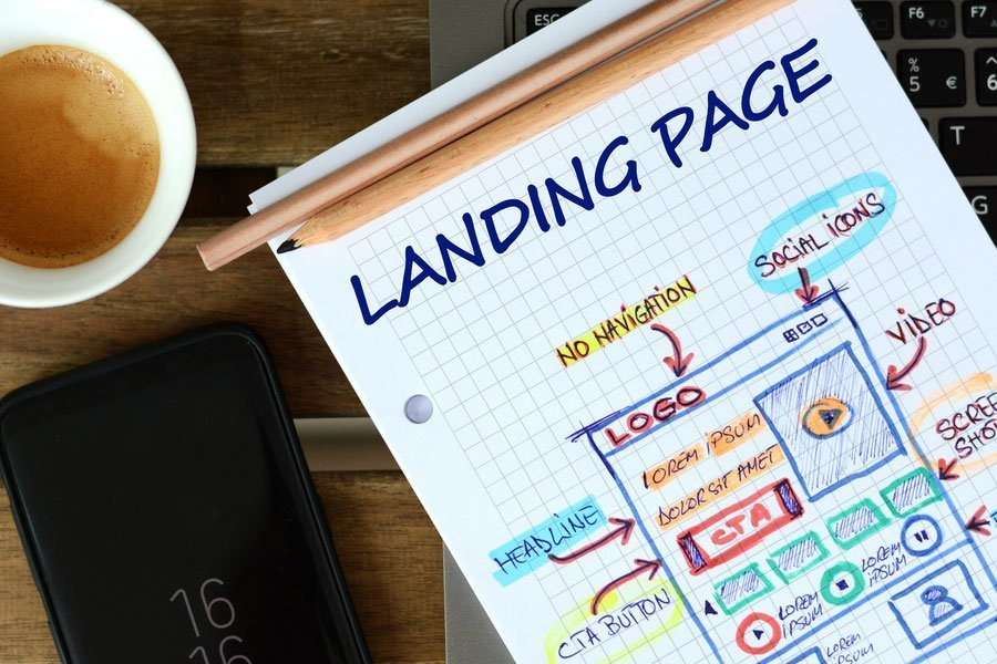 How Blogs Make Effective SEM Landing Pages
