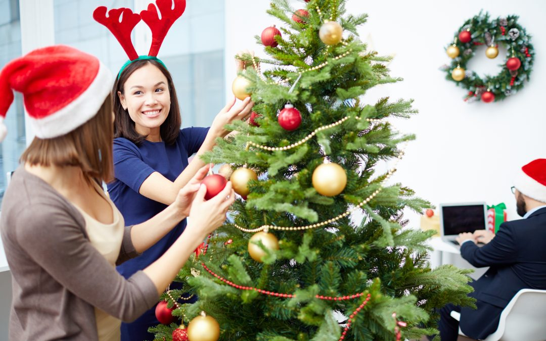 4 Ways to Motivate Employees During the Holidays